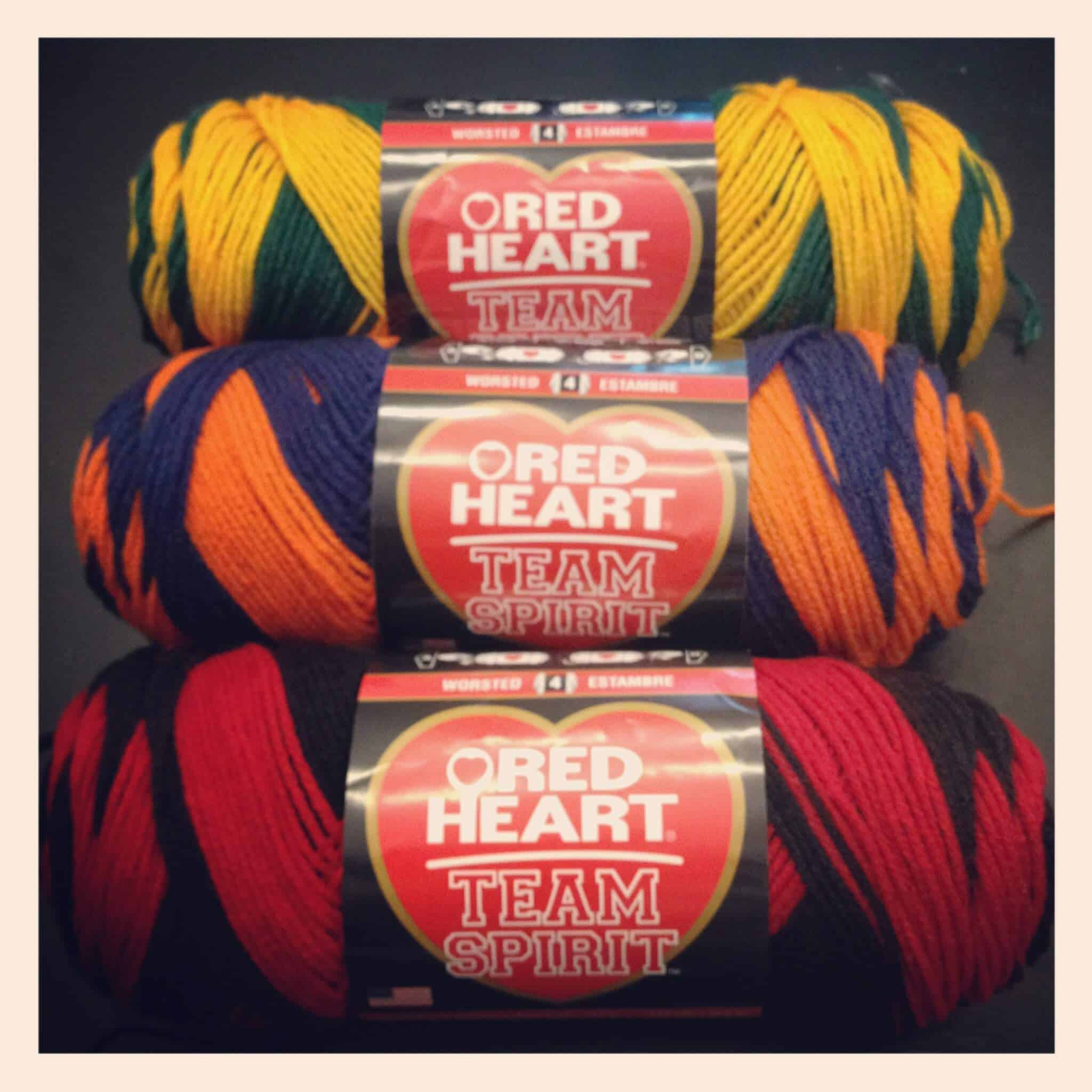 Red Heart Yarn