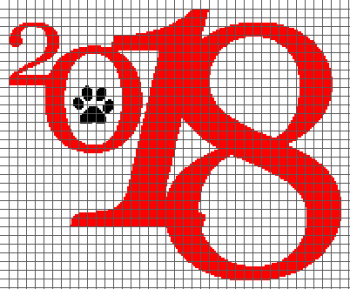 Class of 2018 - (Graph AND Row-by-Row Written Crochet Instructions) - 01
