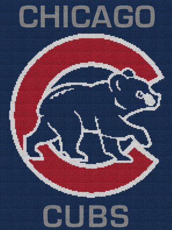 Chicago Cubs SC Graphghan