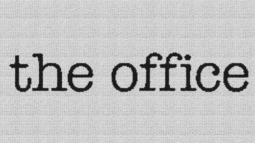 The Office - Single Crochet Written Graphghan Pattern - 03 (260x151)