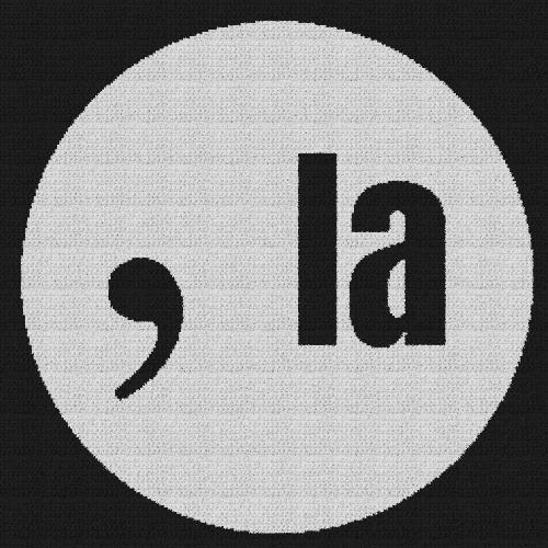 Comma la (Kamala Harris) - Single Crochet Written Graphghan Pattern - 01 (250x250)