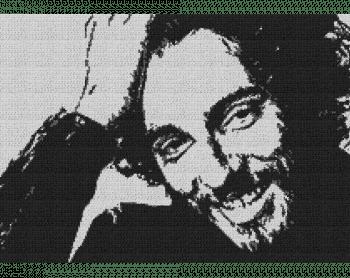 Bruce Springsteen - Single Crochet Written Graphghan Pattern - 02 (212 x 150)